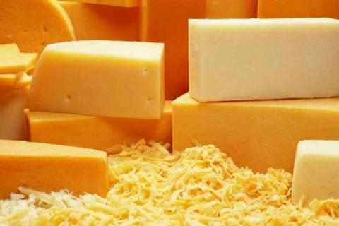 Как делают твердый сыр?