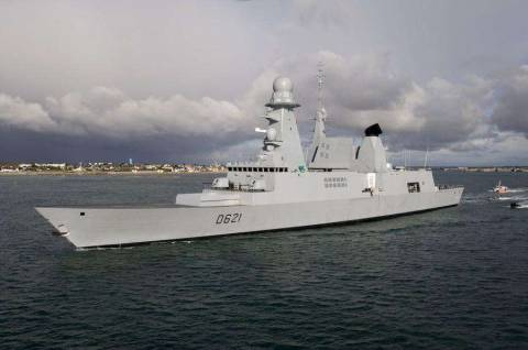 Топ 7 самых мощных кораблей ВМФ России