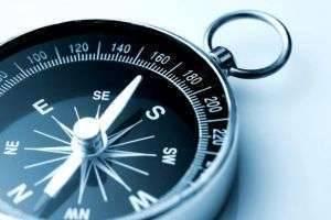 Как измерить азимут?
