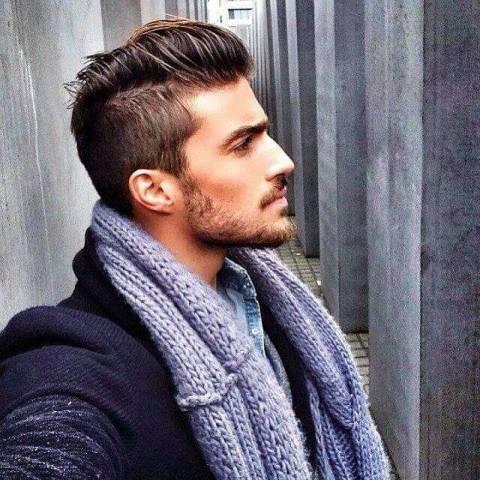 Undercut – модная мужская стрижка