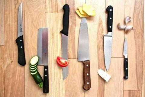 Как правильно выбрать хорошие кухонные ножи?