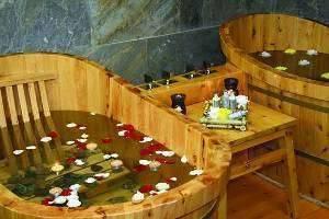 «Кураге», или баня по-японски