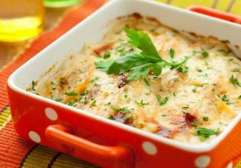 Куриное филе запеченное в духовке с картошкой – самое простое и вкусное блюдо