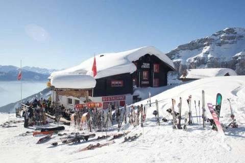 Альпы: Швейцария – курорты для горнолыжников