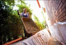 Как выполнить отвод грунтовых вод?