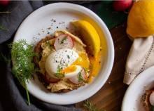 Яйцо пашот на завтрак: оригинальные рецепты для ежедневного использования