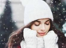 Красива круглый год: как не краснеть на морозе?