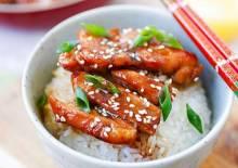 Готовим куриное филе: рецепты по-китайски