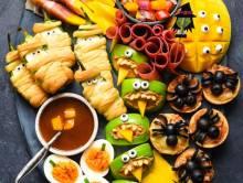 Страшно креативно: как украсить блюда на Хэллоуин?