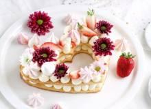 Подарок от чистого сердца: рецепты пирогов на День святого Валентина