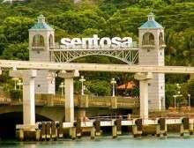 Пляжный отдых в Сингапуре – остров Синтоза