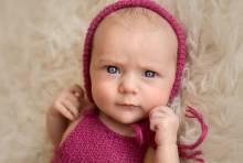 Меняется ли у новорожденного цвет глаз?