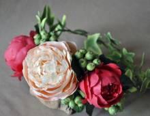Цветы из фоамирана на 8 марта: готовим уникальный подарок
