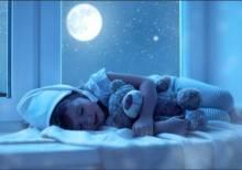 Как выбрать ночник в детскую?