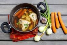 Рецепты консоме из курицы: идеи для идеального обеда