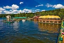 Пироговское водохранилище: все об отдыхе и его особенностях