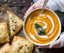 Удивительная кухня сыроеда: рецепты первых блюд из сырых продуктов