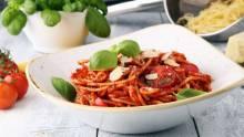 Рецепты пасты для легкого ужина на 23 февраля