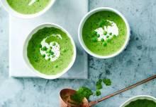 Блюда с холодком: рецепты холодных гороховых супов