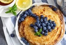 Рецепты веганских блинчиков на соевом молоке