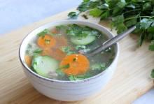 Рецепты консоме из телятины: необычное на столе