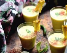 Изысканные холодные супы из фруктов: рецепты + пошаговое руководство
