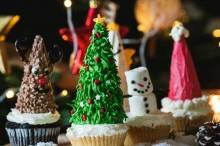 Съедобные поделки на Новый год: вкусно и оригинально