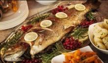 Готовимся к празднику: необычные рецепты рыбы на Новый год