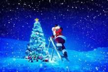 Как сделать посох Деда Мороза: простые и красивые идеи