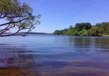 Учинское водохранилище – удивительное место для отдыха и рыбалки