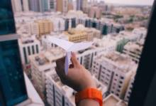 Как сделать планер из бумаги своими руками?