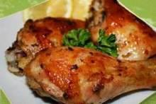 Приготовление куриных ножек в духовке
