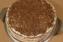 Как быстро приготовить не сложный вкусный тортик для коллег или друзей?