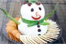 Украсить блюда на Новый год или как оформить новогодний стол