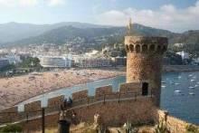 Каталонский город Тосса де Мар - любовь с первого взгляда!