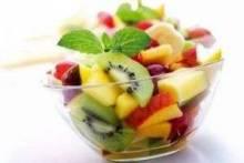 Фруктовый салат для детей: вкусная и полезная пища