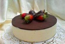 Домашний торт «Птичье молоко» : пошаговый рецепт