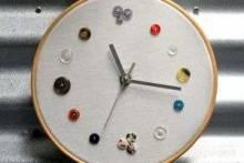 Сделать часы своими руками: механические, песочные, солнечные