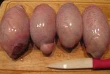 Как приготовить бычьи яйца и с какими продуктами они сочетаются?
