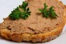 Шикарный рецепт печеночного паштета из куриной печени