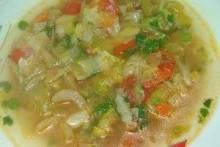 Боннский суп: как похудеть быстро и вкусно