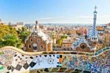Главные достопримечательности Барселоны на карте с фото и описанием