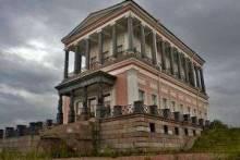 Дворец Бельведер в Петергофе