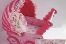 Что подарить на рождение девочки: немного креатива и фантазии