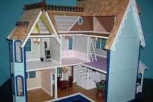 Воплощаем идеи и мечты, или Как сделать домик для Барби