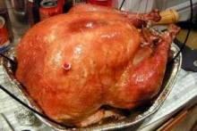Как запекать курицу в микроволновке?