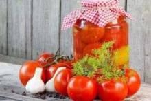 Рецепты маринованных зеленых и красных помидор на зиму в банках