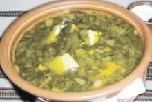 Как варить зеленый борщ: рецепты на круглый год