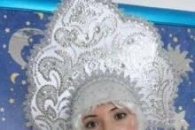 Корона для Снежной королевы своими руками: три способа создания элемента праздничного наряда