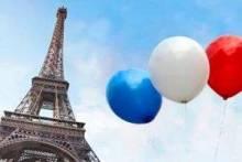Символы Франции: Елисейские поля, Лувр, геральдическая лилия